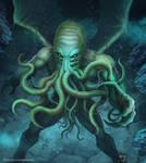 Cthulhu Project  - Cthulhu Underwater