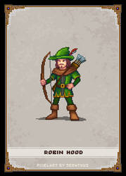 Robin Hood by Serathus