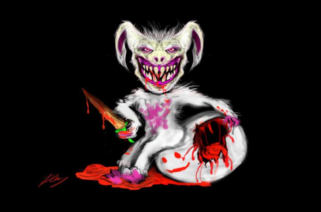 Bleed The Art by Neckshot