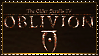 The Elder Scrolls IV: Oblivion Stamp by Hinerin