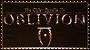 The Elder Scrolls IV: Oblivion Stamp by Hinerin