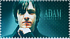 Adam Gontier Stamp by Hinerin