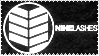 Nine Lashes Stamp by Hinerin