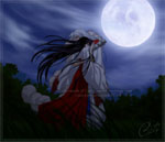 Moonlight by CatiChan