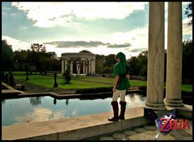 Where is Zelda? by Eryn-Marie