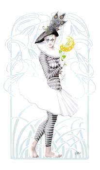 Pierrette by Quim Abella