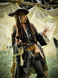 Jack Sparrow visit EFF Arcen by CaptJackSparrow123