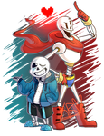 UNDERTALE - Skelebros