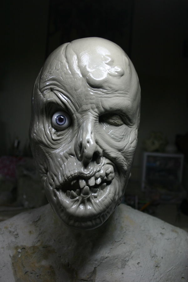 DYSMORPHIC FINISHED SCULPTURE by Caseylovedesigns