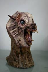 Plague zombie werewolf by Caseylovedesigns