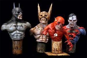 League of the dead......