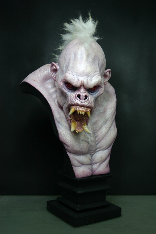 white ape 3 by Caseylovedesigns