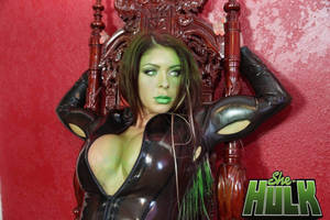 SHE HULK 24 by algasiv32