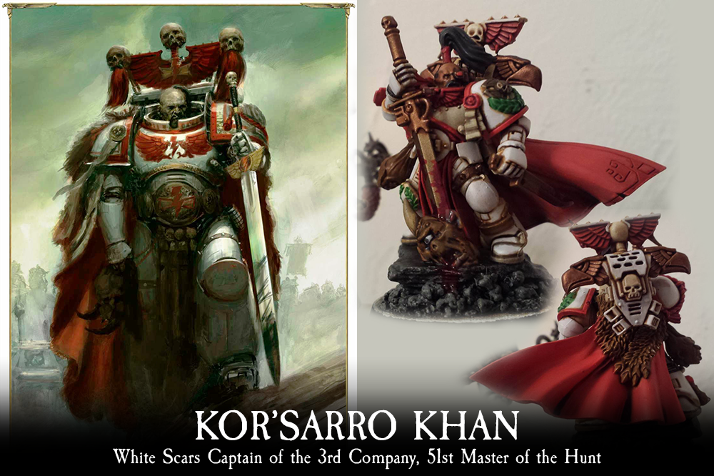 Kor Sarro Khan 51st Master Of The Hunt By Wrackedbrain On Deviantart