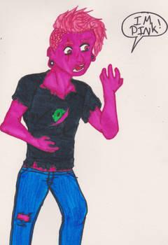 Steven Universe: Pink Lars