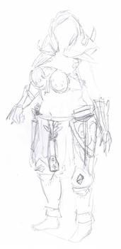 female barbarian diablo III