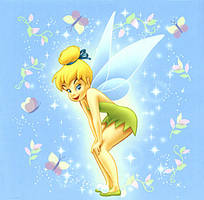 tinker bell by cecilyy