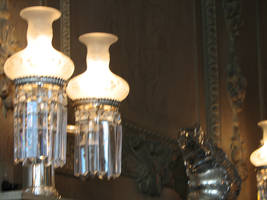 Eastman House Lights I by LithiumStock