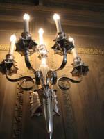 Eastman House Lights III by LithiumStock