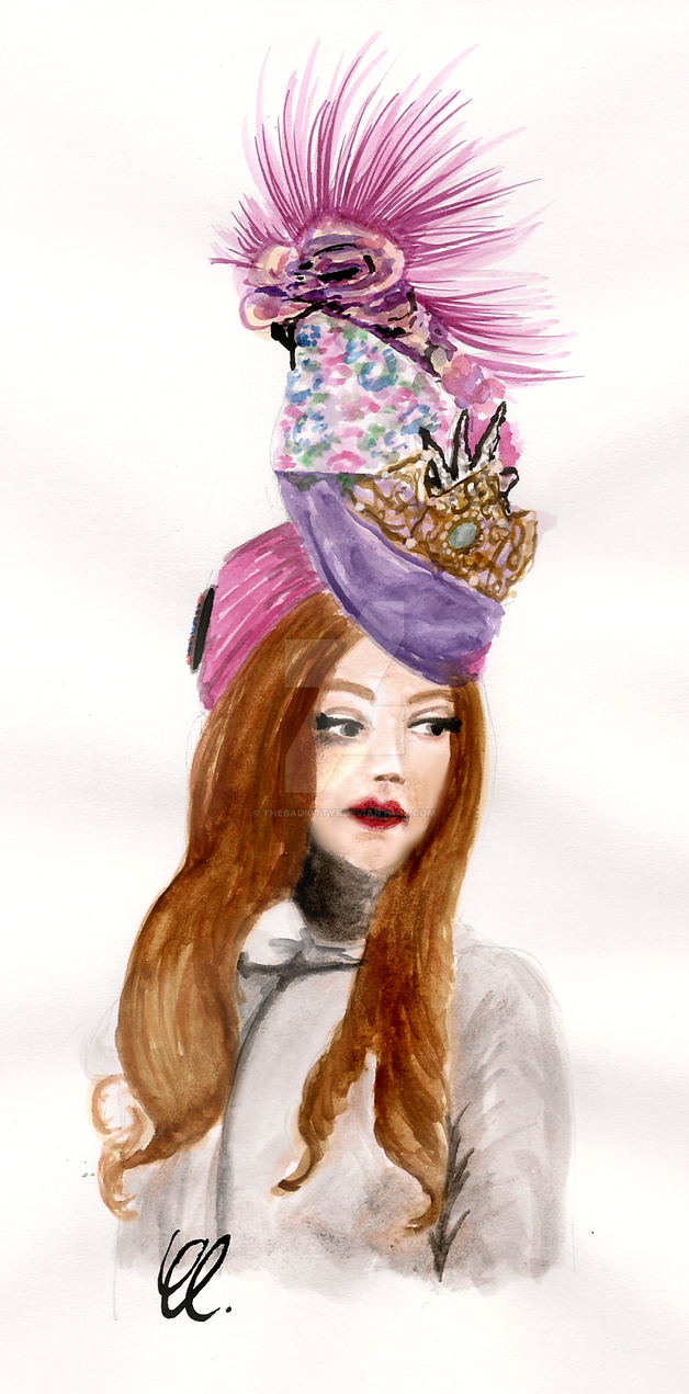 Lady Gaga 10 by thebadkitty5