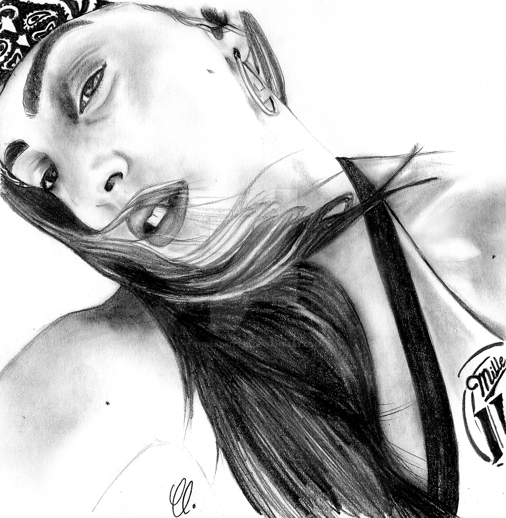 Lady Gaga 1 - Instagram by thebadkitty5