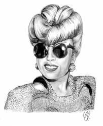 Lady Gaga 14 (At Sydney)