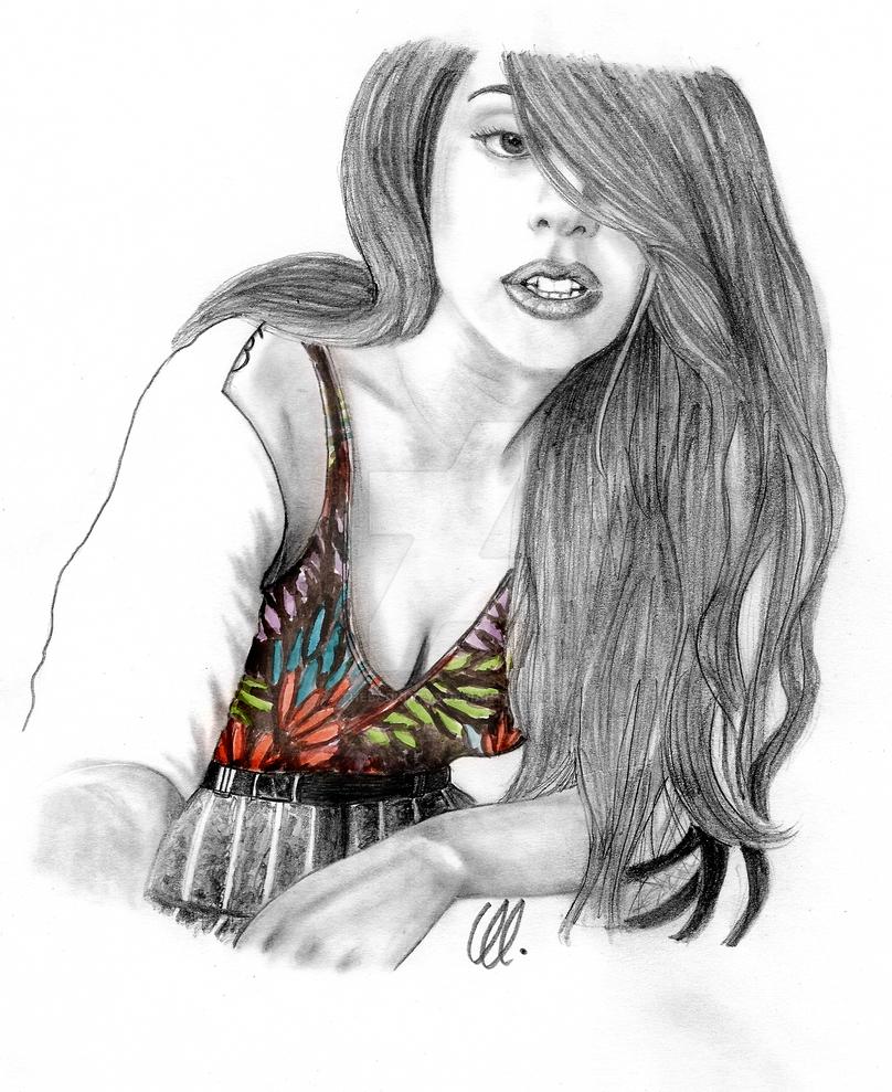 Lady Gaga in Argentina (Instagram) by thebadkitty5