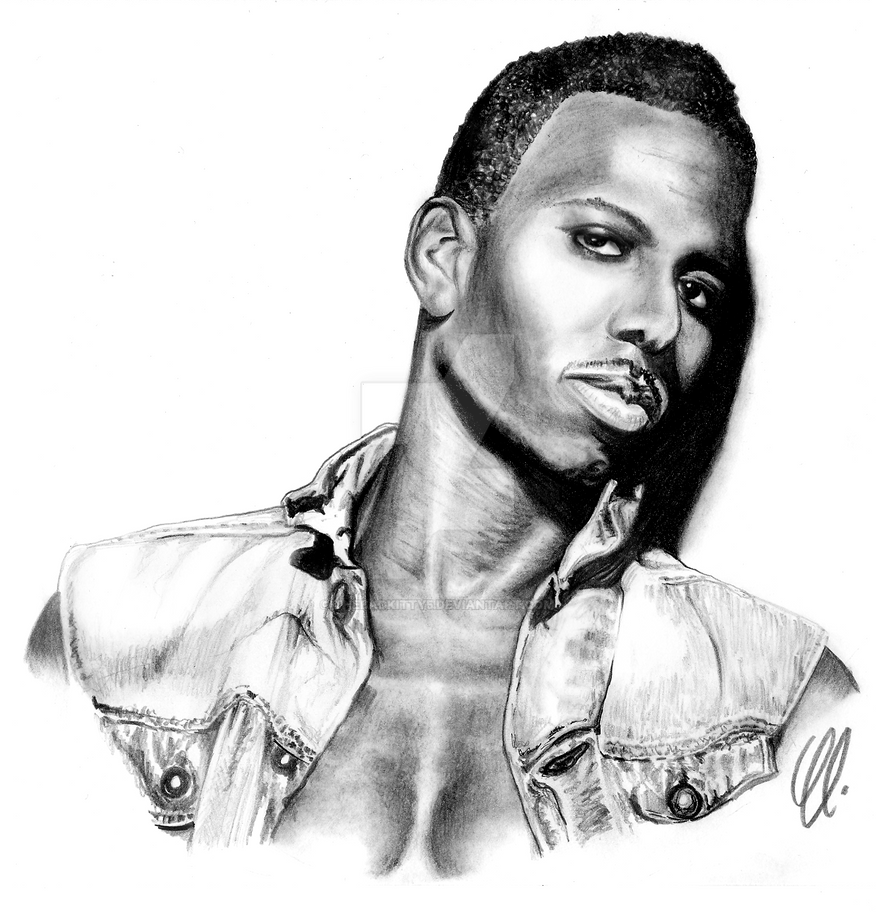 Asiel Hardison by thebadkitty5