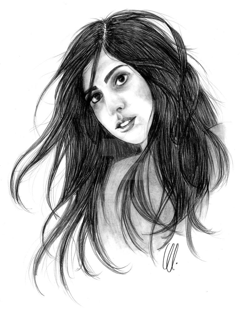 Stefani Germanotta (alias Lady Gaga) by thebadkitty5