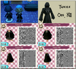 QR Animal Crossing New Leaf: Tunica Org. XIII