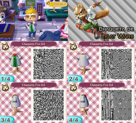 Patterns and QR Codes on AnimalCrossingGamers - DeviantArt