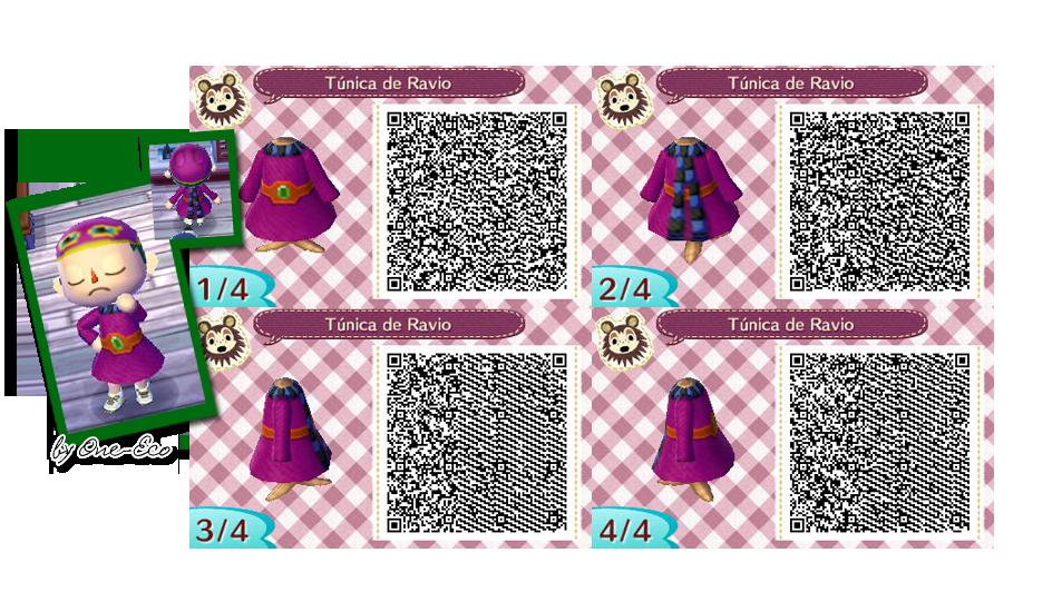 Qr Codes Animal Crossing New Leaf Zelda