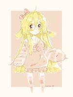 Fluffy Fluffy! by LeniLa