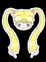 Sailor Moon by momobee