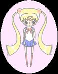 Sailor moon little chibi