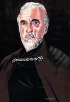 Count Dooku by Ticiano