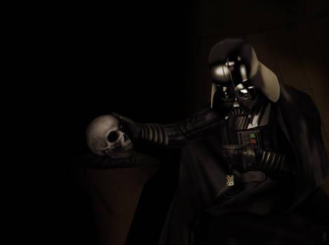 Darth Vader in Penitence