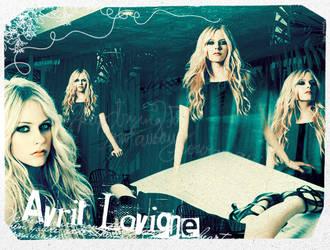 Avril Lavigne - Blend by arielwen