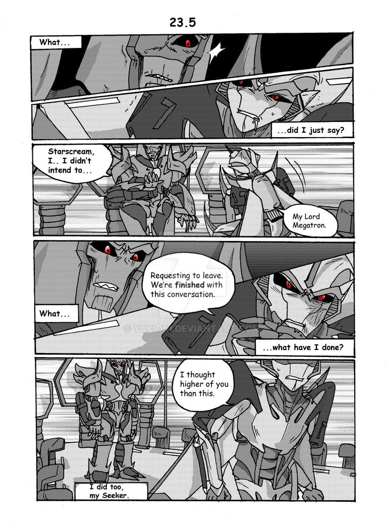 My Master-SSxMeg TFP p.23.5- THE LOST PAGE by YukiOni
