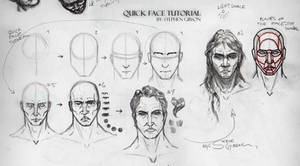 Planes of the Face Tutorial