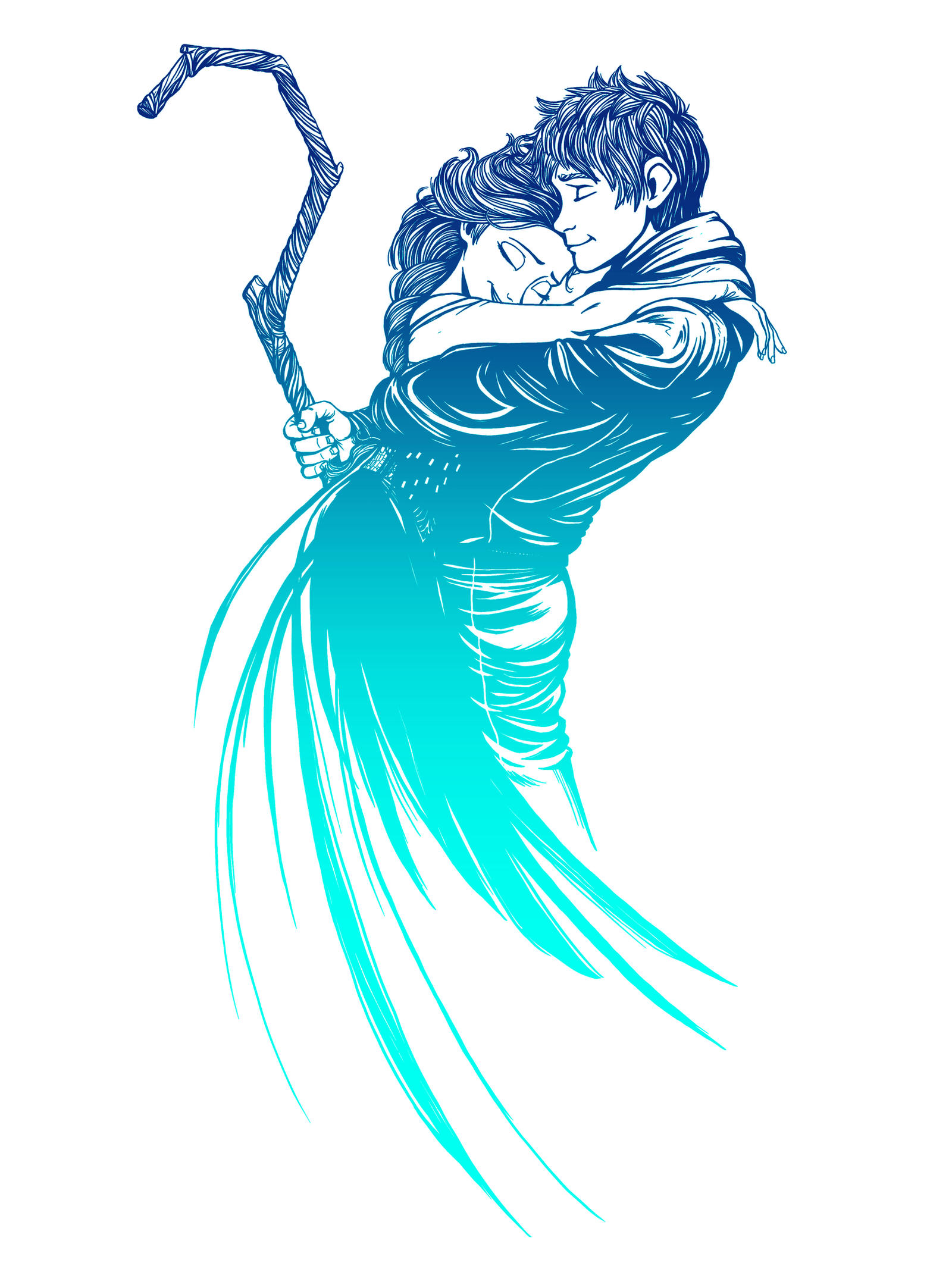 Frozen Fantasy by SteveGibson
