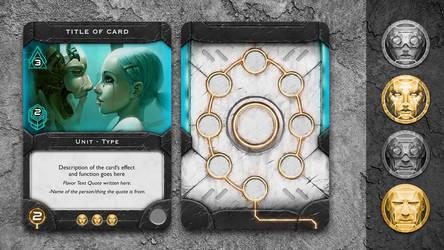 Card Design for TCG by SteveGibson