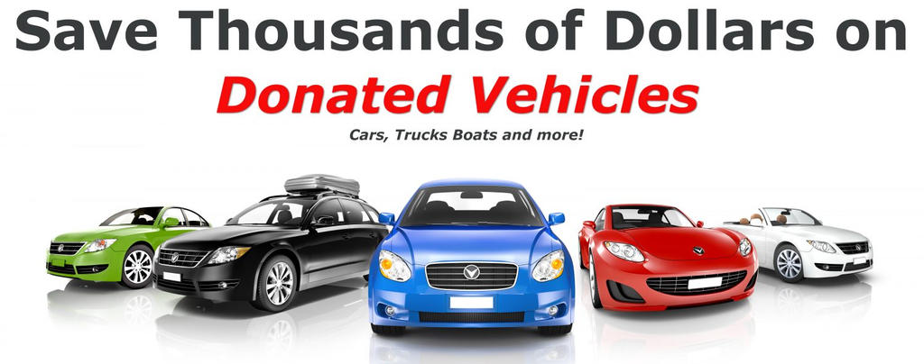 Donated Car Deals Used Cars For Sale Or Auction By