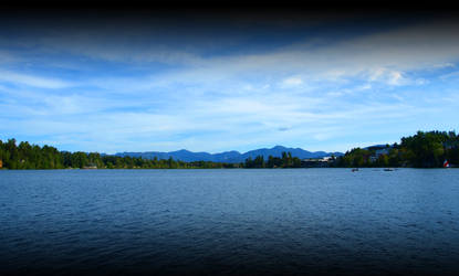 Lake Placid by Artist-A