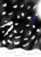 Redraw: Monochrome NO kisu by Murosakiiro
