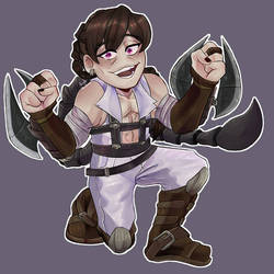 Tyrian redraw by MagentaButterfly123