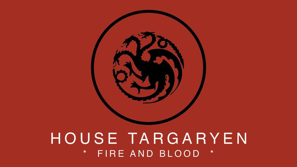 Game Of Thrones House Targaryen By Crimsonanchors On Deviantart