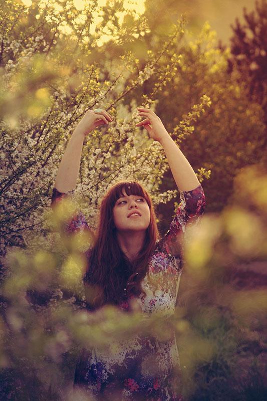 Spring time by adamova