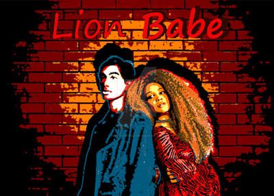 Lion Babe 2 by drexisxwierd