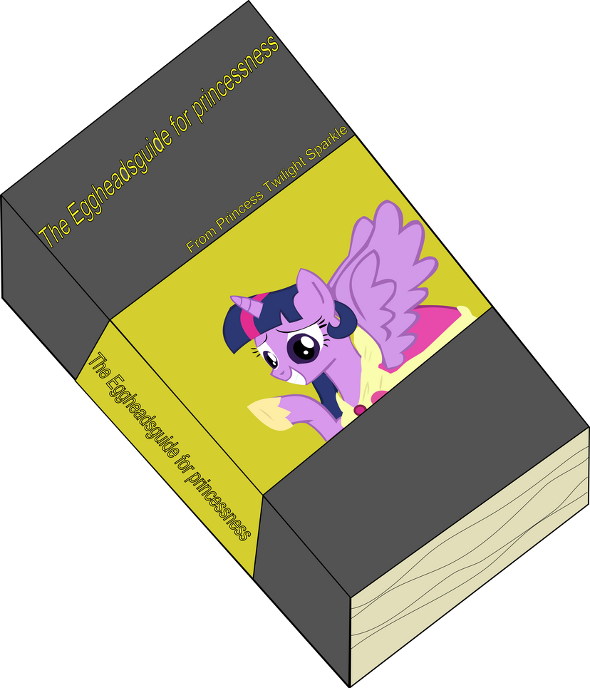 The new Eggheadsguide for Princesses by Camperschaf